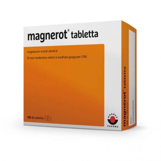 Magnerot tabletta 100x