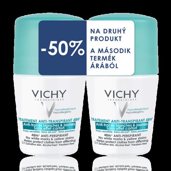 Vichy foltmentes izzadságszabályozó golyós dezodor 50 ml
