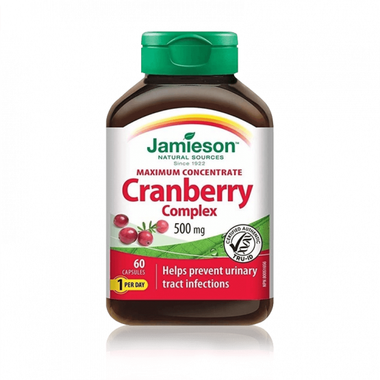 Jamieson Tőzegáfonya Cranberry Complex 60x