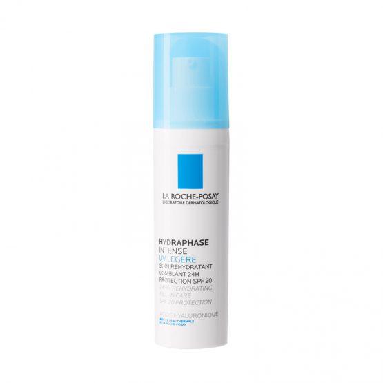 La Roche-Posay Hydraphase Intenzív UV Legere nappali hidratáló krém 50 ml