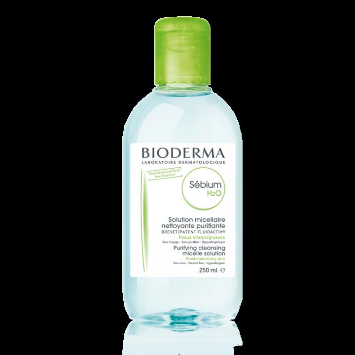 bioderma sébium h2o micellás víz 250 ml