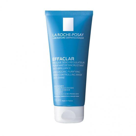 La Roche-Posay Effaclar tisztító, pórusösszehúzó és faggyúszabályozó arcmaszk