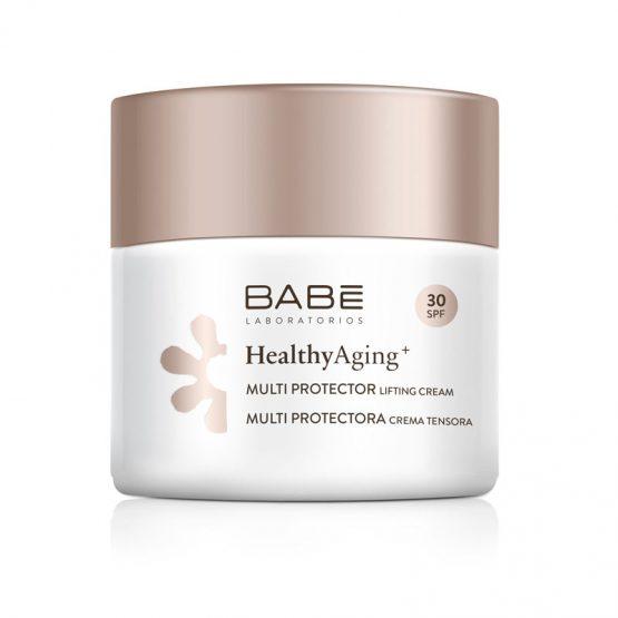 babé healthy aging+ multi protector bőrfeszesítő krém 50 ml