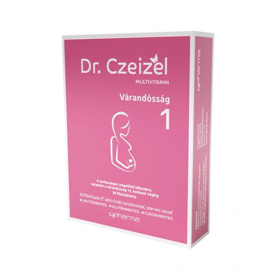 Dr. czeizel multivitamin várandósság 1 30x