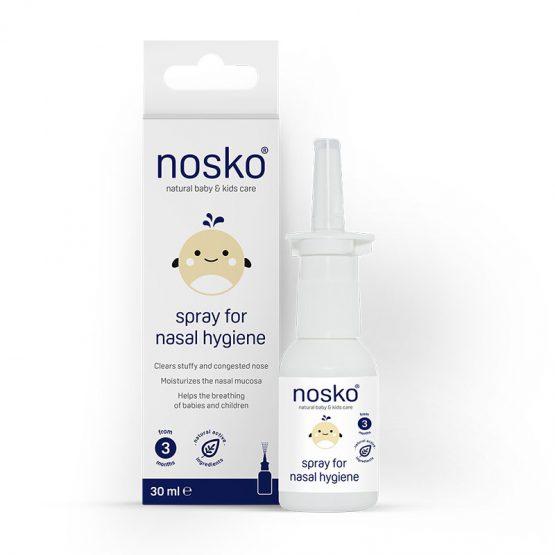 nosko baby izotóniás tengervizes orrspray 30 ml